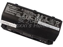 【麥克瘋】原裝全新華碩ASUS G750JH-T4080H系列筆記型電腦筆電電池8芯88WH黑色保固三個月-5311709