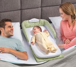嬰兒床床中床寶寶小床睡籃多功能便攜式可折疊新生兒bb旅行床上床