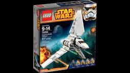 LEGO STAR WARS 75094 Imperial Shuttle 帝國穿梭機