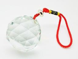 [Max shop] 108切面 鎮宅避邪 化煞 (切面水晶球吊飾) 壁刀 化穿心煞 壓樑