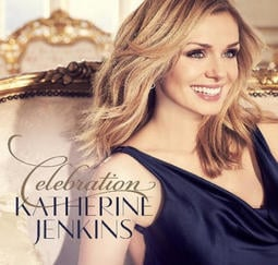 凱瑟琳詹金斯Katherine Jenkins 璀璨禮讚新曲 CD