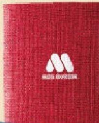 2013年 MOS 摩斯 年誌 行事曆 紅色款 (未附折價券)