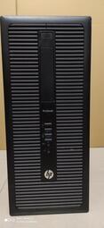 退役銀行企業高階四核心 電腦主機 I5 四代/4G/500G Windows PRO正版授權貼紙 插電即可用