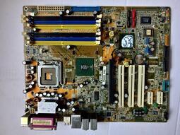 華碩主機板 P5GDC PRO 故障 隨便賣全部三片只賣400