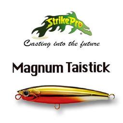 "Strike Pro 2 3//4/"" Flash Minnow EG062#046A Color GOLD for Redfish//Specks//Crappie"