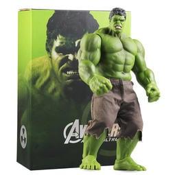 特賣!# 2.0 加強升級版 1/6 無敵大浩克  HULK 綠巨人 復仇者聯盟 奧創紀元  42CM高 可動12吋人偶