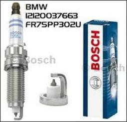 【SFF雙B賣場】BMW E90/323i/325i/328i/330i/2009.12- BOSCH製 火星塞 單顆價