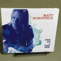 Matt Schofield - Far As I Can See  全新美版 藍調搖滾 吉他