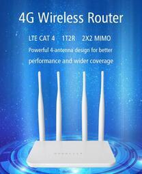【送轉卡】4G 台灣全頻 LTE 無線路由器 行動網卡WIFI分享器 另售華為中興b310 b311 b315 b818