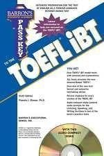 《Pass Key to the TOEFL iBT with Audio CDs 》