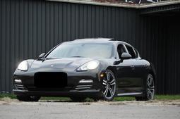 保時捷 Porsche 2011 panamera 3.6 永業原廠鑑定通過 只跑5萬 cayenne Cayman