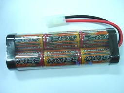 ** RC 小舖 **  到貨囉 VB POWER 7.2V / 3300mAh MINH 高效能鎳氫電池 特價599