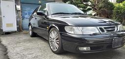 {保證自售}雙門Saab 93 Turbo 高增壓230P 90經典 95
