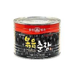 韓國 獅子牌炸醬 黑醬 (2.27kg) 黑麵醬 炸醬麵 黑炸醬