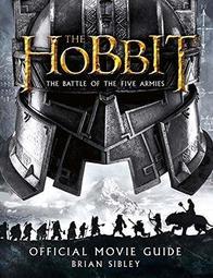 ~布魯樂~~ 中~美版書籍哈比人:五軍之戰官方電影導覽書The Hobbit 978000