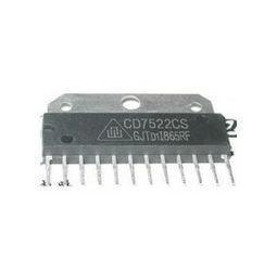 [二手拆機][含稅]拆機二手原裝 CD7522CS UTC7522 25-29寸組裝機伴音功放放大晶片