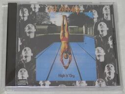 [老學校音樂館] Def Leppard - High 'N' Dry 西德全銀版