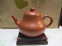 宜興紅泥梨型壺