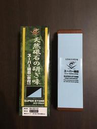 [現貨] 蝦印 NANIWA Super Stone 1000目 含底座 超級磨刀石