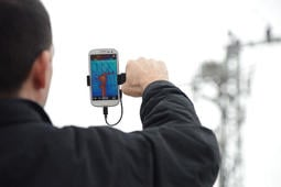 專業版! ※台北快貨※以色列 Therm-App Android 熱像儀+夜視像機 (FLIR One SEEK XR)