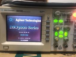 [Trigger]Agilent DSO3102A 100MHz 數位示波器