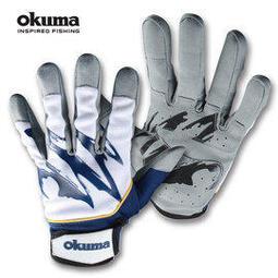 OKUMA 新款 熊爪 鐵板路亞專用手套