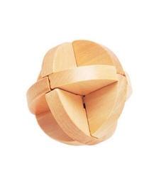 魯班球 節日 班級比賽 聚會 益智玩具 老人 成人 兒童 創意 益智 木質玩具 積木解鎖 鍛煉 空間 思維能力