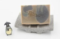 晴空[無棕櫚油] 咖啡豐盈洗髮皂 100g 定價250元 特價230元 Coffee Hair Soap