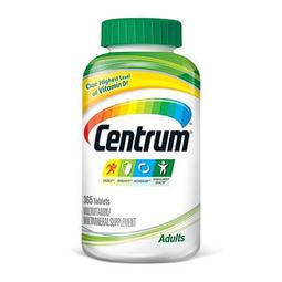 如意代購_(當天出貨) 美國Costco 原裝  Centrum Adults  成人善存綜合維他命(365粒裝)