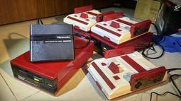 【RossoGameTech】大量在庫已整理日制原裝去縱線AV紅白機