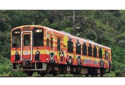 [玩具共和國] TOMIX 98063 肥薩おれんじ鉄道 HSOR-100A形(くまモンラッピング2・3号)セット(2両