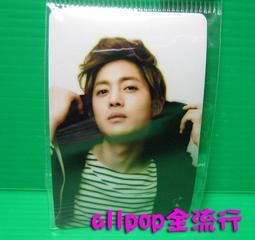 ★allpop★ SS501 [ 精美 卡貼 ] 金賢重 B款 現貨 絕版 韓國進口 萬用貼 悠遊卡貼