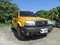 自售2007 10月出廠鈴木Grand vitara 四輪傳動V6引擎 2.4升SUV