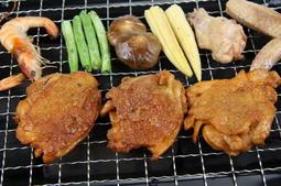 【烤肉系列】紐奧良雞腿排3片/約285g±5g/包~取自去骨雞腿仁肉醃漬調理入味~簡單料理煎烤外皮香酥~肉質鮮嫩多汁
