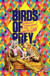 【英國進口DC電影海報】猛禽小隊:小丑女大解放 Birds Of Prey (2020年2月上映) #PP34591