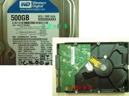 【登豐e倉庫】 F176 WD5000AAKX-001CA0 500G SATA3 磁頭損壞 救資料 停電損壞 資料回復