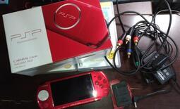 二手PSP3007 附遊戲片K-ON輕音部/全民高爾夫
