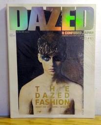 絕版日文時尚雜誌DAZED & CONFUSED JAPAN 2007年10月VOGUE/FASHION/MODE