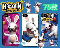 雷曼兔 手機殼iPhone X 8 7 6S Plus 5S 三星A7 J7 S6 S7 S8 Note 8 5 4 3