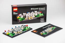 現貨 LEGO 4000016 Billund Airport 全新未拆