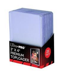 實體店面 Ultra Pro 一般卡夾35p 55pt 1盒(25片) 適用NBA MLB 球員卡 MTG 展示收藏週邊