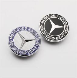 Mercedes Benz賓士奔馳機蓋平標c級e級s級w204 w212 c180 c200 e260 臥標 車頭車標