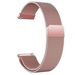 錶帶 華為watch GT2pro米蘭不銹鋼手錶帶 榮耀magic2透氣回環吸磁腕帶