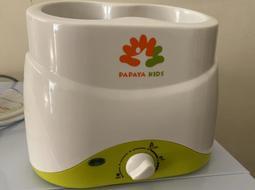 PAPAYA KIDS 嬰兒雙支2in1寬口溫奶調乳器