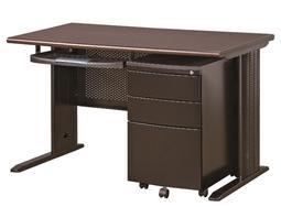 【南洋風休閒傢俱】時尚造型辦公桌系列-胡桃 JX282-6
