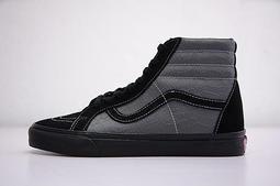 WTAPS x Vans Vault OG SK8 HI LX 男女鞋 黑灰 鱷魚紋 百搭 高筒 休閒鞋