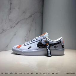 耐吉 Nike SB Blazer Low GT JDI 'Just Do It' 45周年三色聯名款低幫板鞋休閒運動鞋