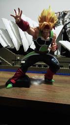 【清倉低價售 】七龍珠Z  代理版  BANPRESTO  下級戰士 超級賽亞人 巴達克