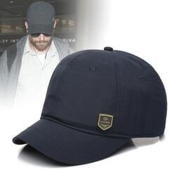 現貨 yo ki 夏季新品速干棒球帽短檐遮陽帽中老年男士防水出游登山小帽檐