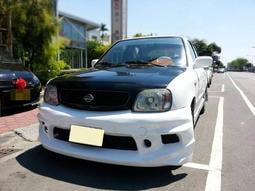 2000 Nissan March 1.3 白 ABS 阿魯品主機-